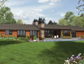 Ranch Style Home Ranch House Plans Modern Cottage House Plans