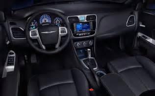 Chrysler 200 Interior Chrysler Postpones Plans For Dual Clutch Transmissions In