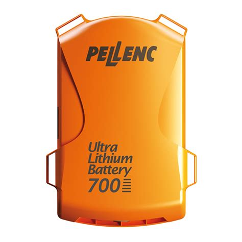 Taille Haie Batterie 1221 by Batterie Ultra Lithium Battery Ulib Pellenc Espaces