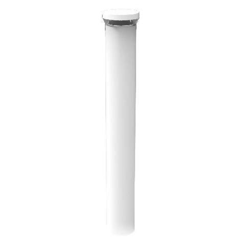 Rab Lighting Bledr24nw Round Led Bollard Fixture 24 Watt Bollard Light Fixture