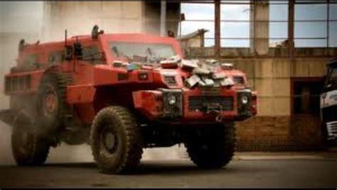 armored hummer top gear hummer marauder 10 ten 6x6 cummins driven daily tank