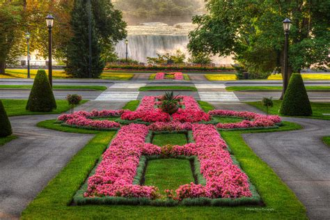 Botanical Gardens Niagara Falls Niagara Falls Botanical Gardens Ontario Canada Photograph By Wayne