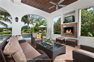 Lanai Patio Designs How To Decorate A Lanai This Beautiful Lanai Is Part Of A Fantastic Property Located In The