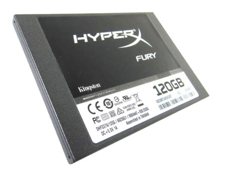 Kingston Ssd Hyperx Fury Shfs37a 120gb Garansi Resmi kingston shfs37a 120gb hyperx fury ssd drive sata3 2 5 7mm price in pakistan