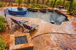 look deck outdoor design trend 23 fabulous concrete pool deck ideas