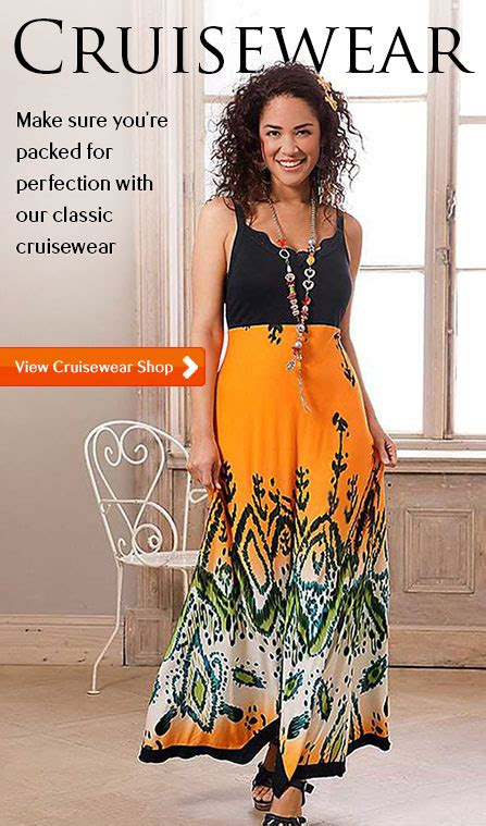 plus size cruise wear dresses 171 clothing for large