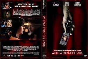 when a calls when a stranger calls movie dvd custom covers 2456when