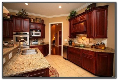 what color to paint kitchen with dark cabinets paint colors colors and paint colors for kitchens on pinterest