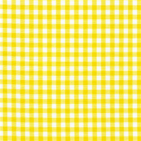 yellow gingham pattern 60 quot yellow gingham check fabric 1 4 quot check 20 yards by