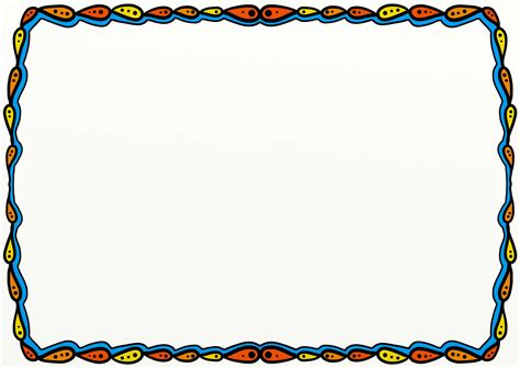 free doodle border doodle border free stock photo domain pictures