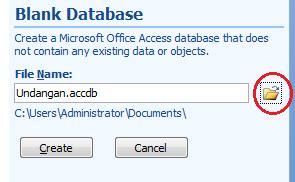 membuat label undangan dengan ms access tutorial membuat aplikasi dengan access bagian 1 blog pns