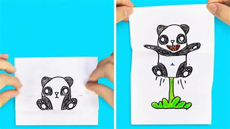 Drawing 5 Minute Crafts by 40 Wonderful Drawings You Can Make Yourself