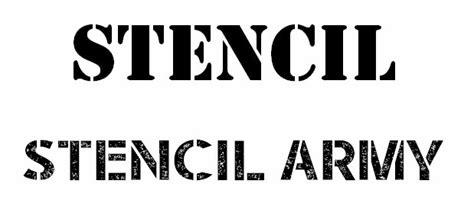 10 best stencil lettering images on pinterest stencil diy vintage metal stencils lovely etc