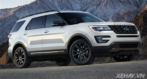 Ford Kuga 2013 Anh Ngelast by Ford Explorer Xlt Sport Appearance 2017 Thể Thao V 224 Quyến