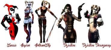 Harley Quinn Costumes » Home Design 2017