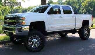 wheel offset 2016 chevrolet silverado 2500 hd aggressive 1