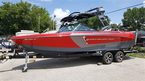 super air nautique used boats used nautique 230 super air nautique boats for sale