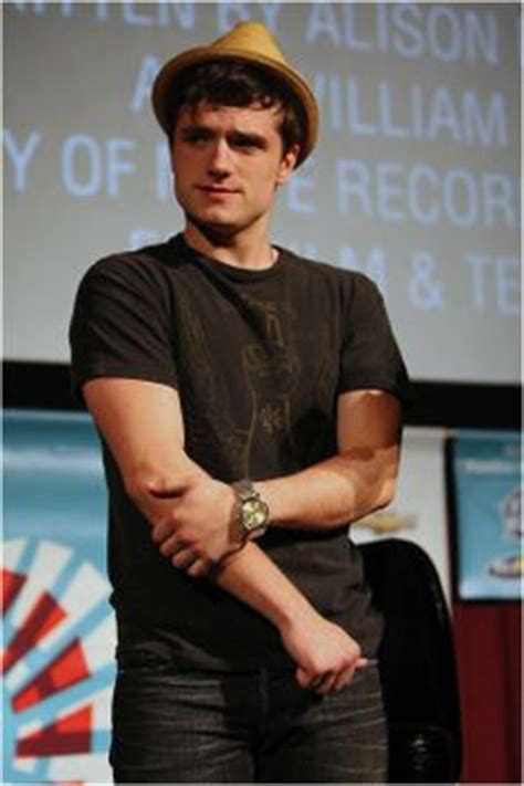josh hutcherson wrist tattoo josh hutcherson on catching