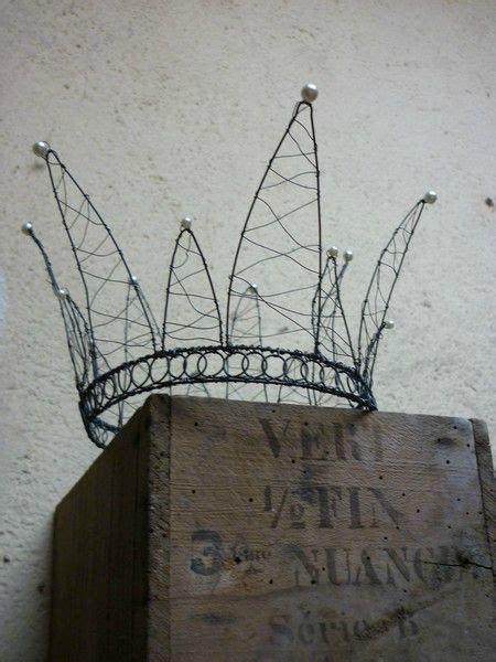 craft wire crown king me calourada 2016 2 pinterest crown wire art