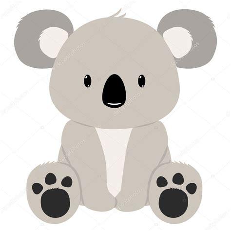 dibujos infantiles koala oso koala vector de stock 169 cowmoo 42757761