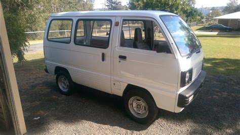Suzuki Carry For Sale 1989 Suzuki Carry For Sale Or Qld Brisbane West