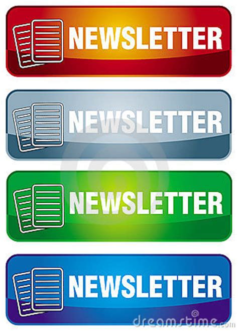 newsletter icon royalty  stock images image