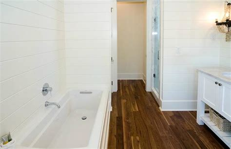 tongue and groove wall panelling for bathrooms paneled bathroom cottage bathroom romair homes