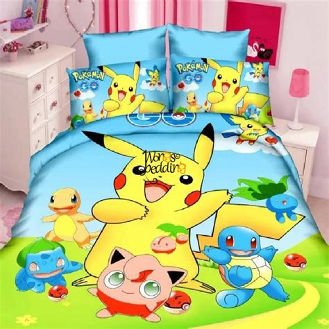 pokemon comforter queen popular pokemon bedding set buy cheap pokemon bedding set
