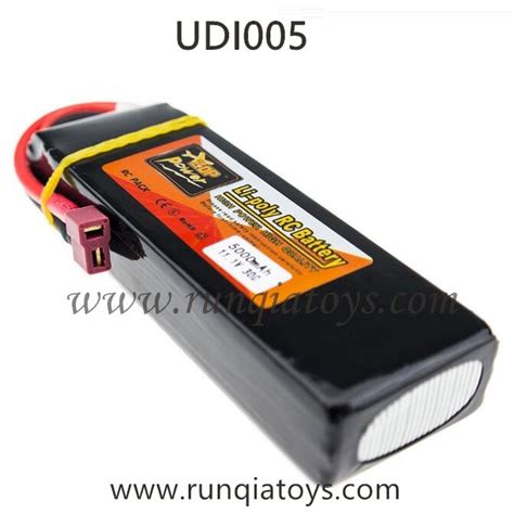 boat battery replacement udirc udi005 boat replacement 11 1v battery 5000mah