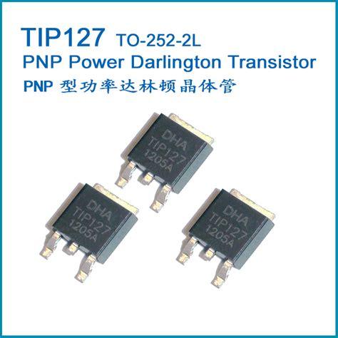 tip127 darlington transistor tip127 pnp power darlington transistor to252 purchasing souring ecvv purchasing