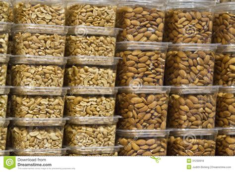packaged nuts stock photo image  cashews natural