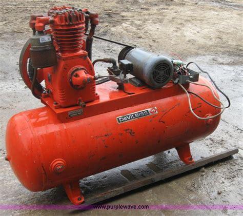 devilbiss air compressor item 2557 sold september 30 co