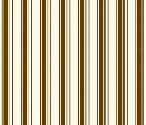 coffee stripe wallpaper coffee stripe fabric studiofibonacci spoonflower