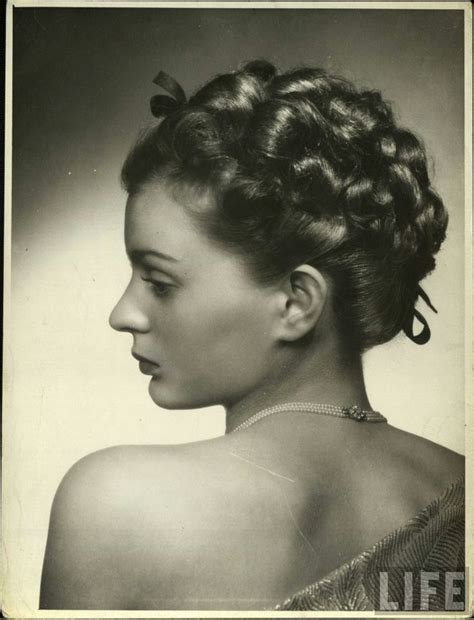 everyday retro hairstyles 307 best images about fashions throughout the years on