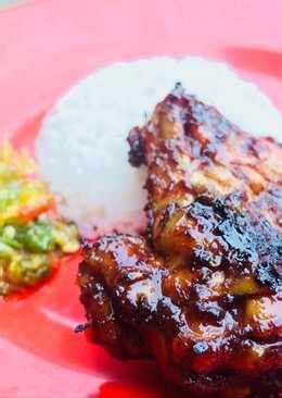 resep sambal  ayam bakar enak  sederhana cookpad