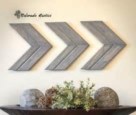 wall decor arrow wall art chevron arrow wall d 233 cor rustic by coloradorustics