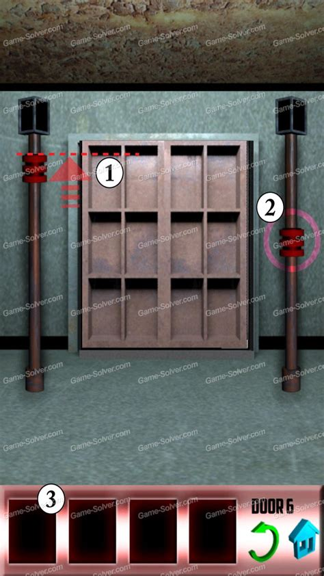100 dors escape scary house level 6 solution 100 doors escape scary house level 6 100 door escape