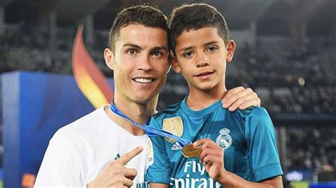 how young fans can follow in ronaldo's footsteps