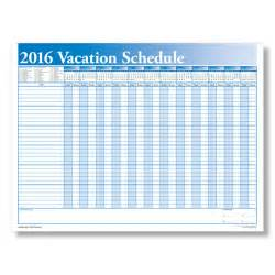 vacation calendar template 2016 vacation calendar for employees calendar template 2016
