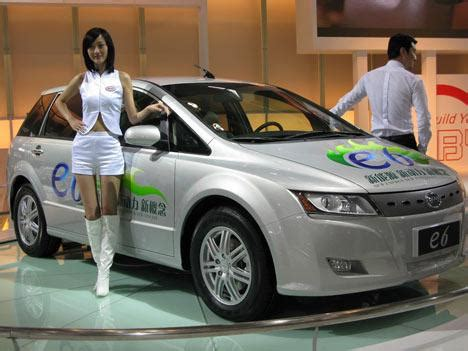 Electric Vehicle Motor China China Tries Saving Nearly Non Existent Electric Car Market