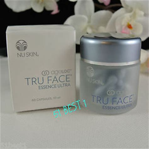 Serum Tru Nuskin nu skin ageloc tru essence ultra serum 60 capsules