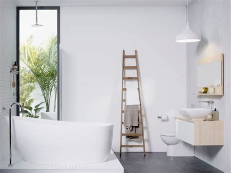mesmerizing scandinavian bathrooms  refresh  home