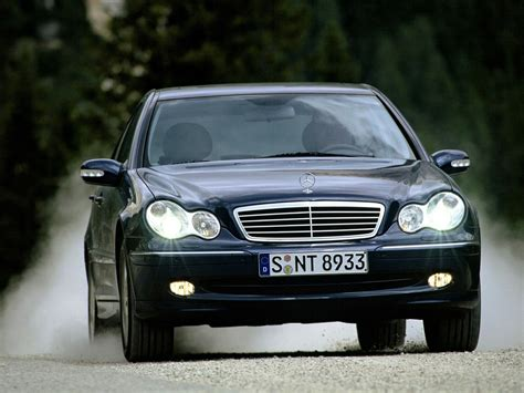 mercedes c class w203 photos photogallery with 54