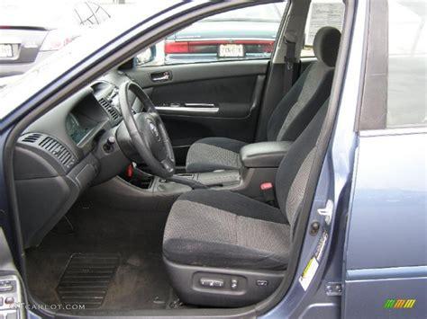 2004 Toyota Camry Interior Charcoal Interior 2004 Toyota Camry Se V6 Photo