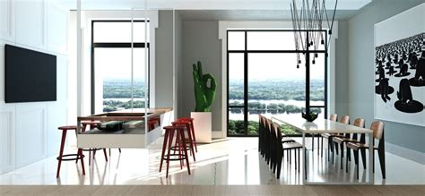 Floating Island Kitchen modern and stylish apartment decorating ideas roohome