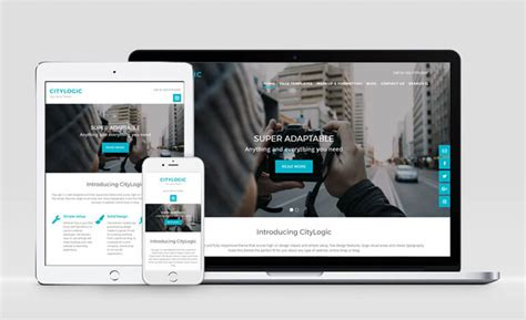 themes compatible with woocommerce citylogic theme wordpress compatible con woocommerce mil