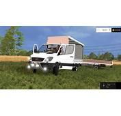 MB SPRINTER CDI313 PRITSCHE V10  Farming Simulator 17