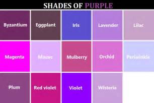 color reference shades of purple http goddessofsax post
