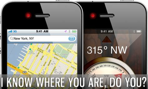 iphone e geo tracking, qualche precisazione | the apple lounge