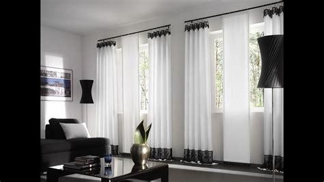 impresionantes disenos de cortinas  sala de estar